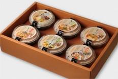 東北六県汁 化粧箱